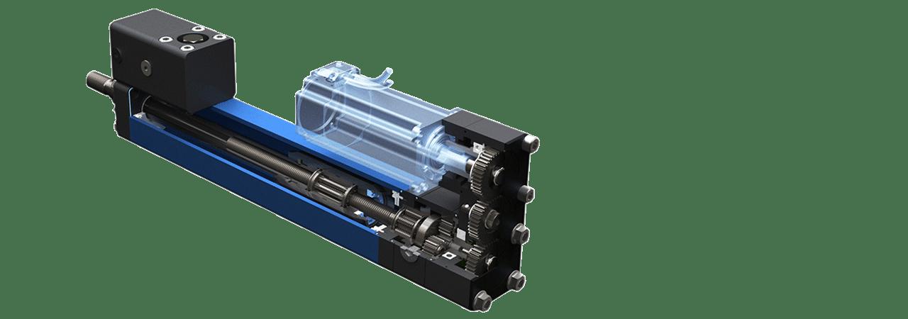 CMC Roller Screw Actuators