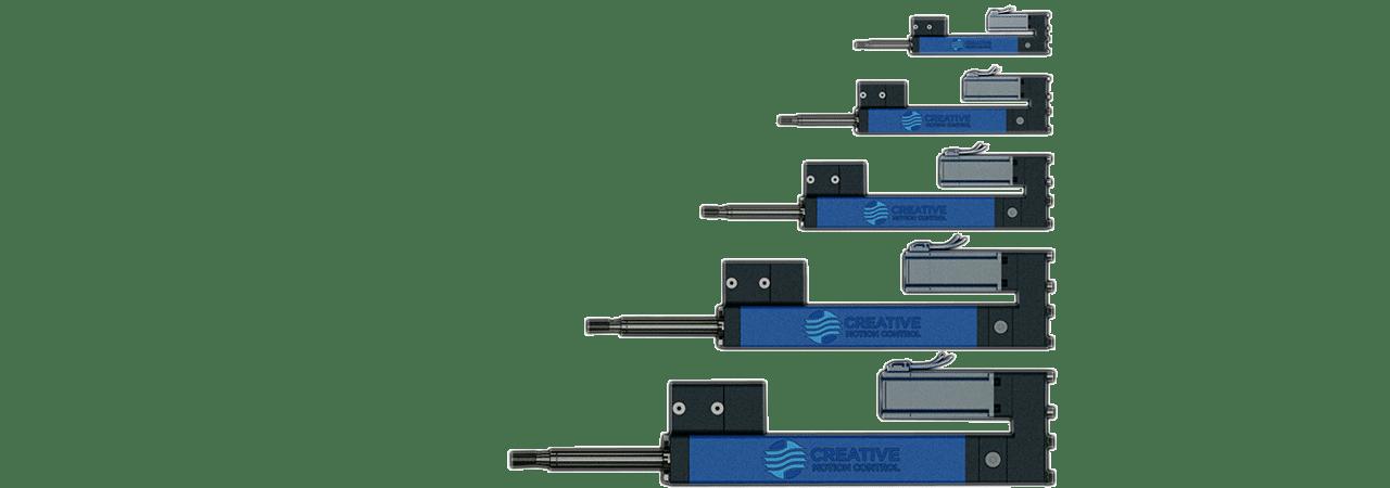 CMC CPD Actuators