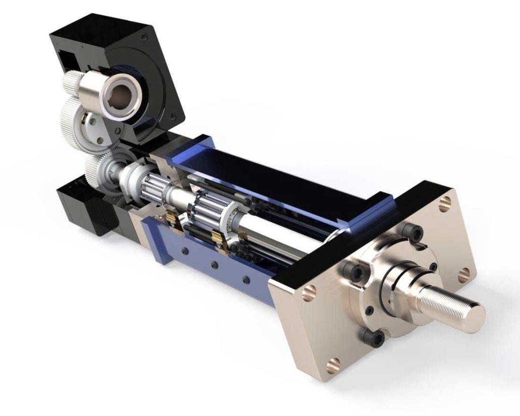 Electric Motorized Linear Actuators